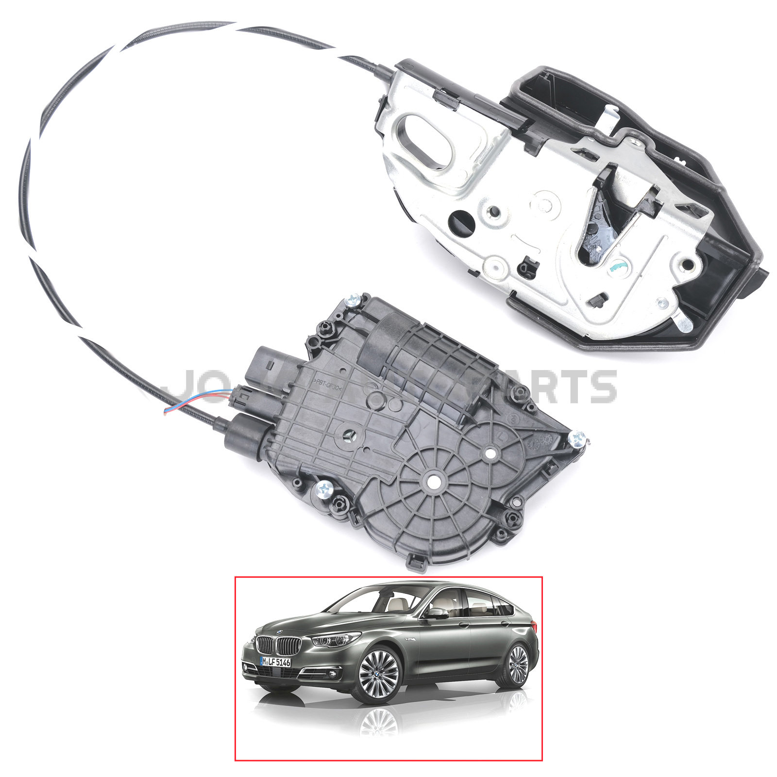 FRONT RIGHT RH SOFT CLOSE DOOR LOCK LATCH ACTUATOR FOR BMW